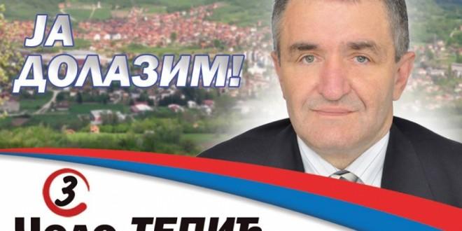 Čedo Tepić: U Kotor Varošu niko nikog ne može očima gledati!